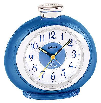 Alarm Clocks & Clock Radios Initiative Atlanta Wecker Quarz Blau 1946/5