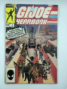1985-G-I-Joe-Yearbook-1-Marvel-Copper-Age-COMIC-BOOK