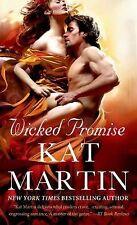 Wicked Promise Martin, Kat Mass Market Paperback