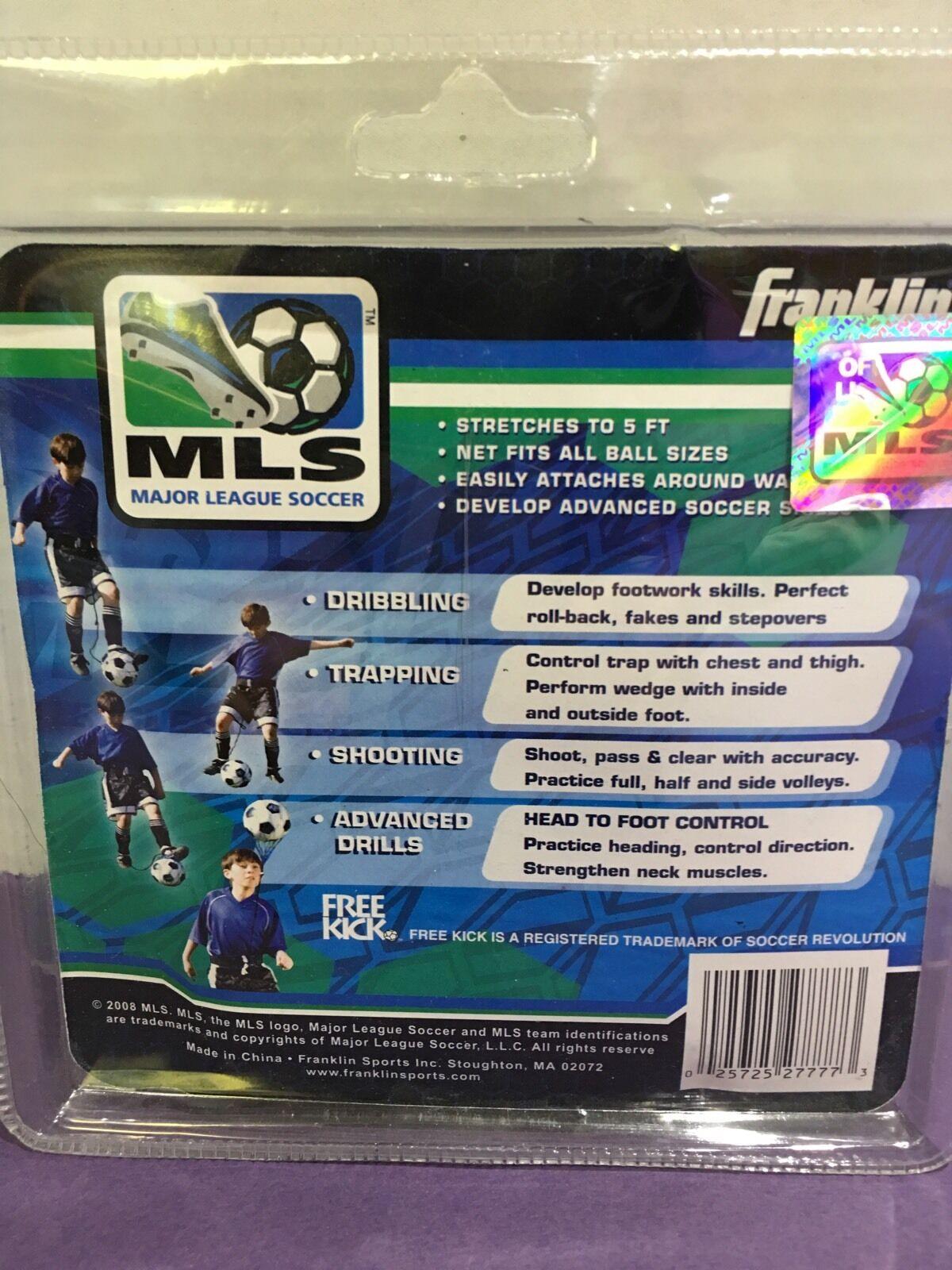 Details about  /FRANKLIN MLS FREE KICK SOCCER TRAINER