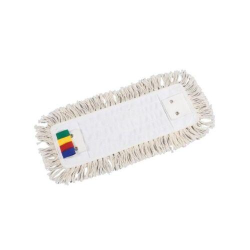 Frange lavage 40cm à poches et languettes poils longs