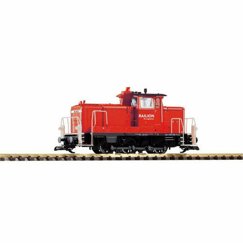 PIKO DB Railion BR365 Diesel Locomotive VI G Gauge 37523