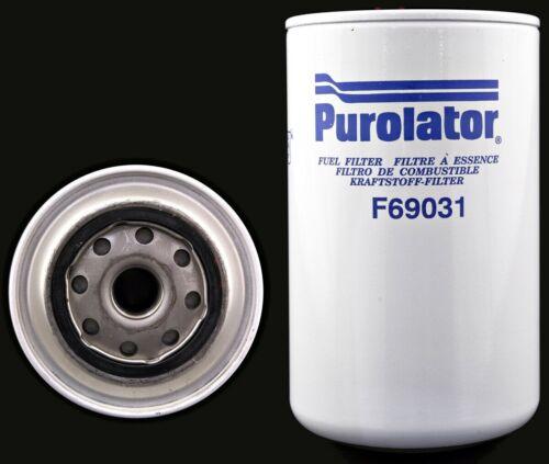 Fuel Filter Purolator F69031