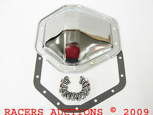 Corporate-14bolt-Chrome-Differential-Cover-Kit-Chevy-3-4-amp-1-TON-Truck-73-95