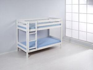 Etagenbett Spielbett : Kindermöbel hochbett spielbett mit rutsche und leiter kirsche