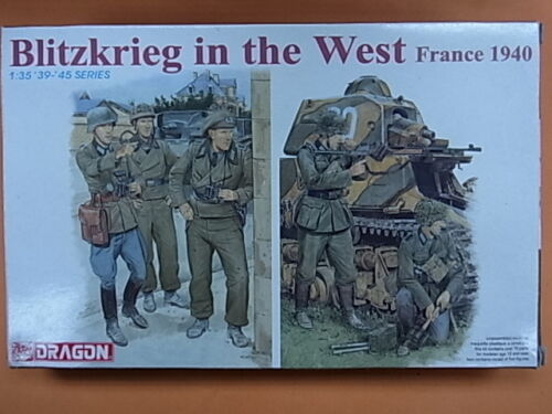 Dragon 1//35 Blitzkrieg in the West France 1940 6347