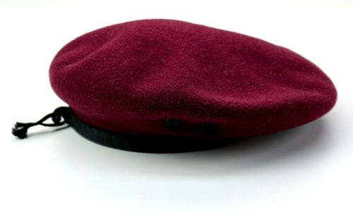 Kangol Beret Red Classic French Style Limited Seri