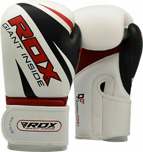 RDX-Boxing-Gloves-Leather-Training-MMA-Sparring-Punch-Bag-Muay-Thai-Fight-CA