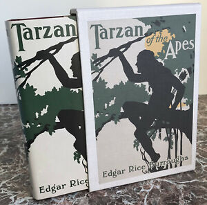 Tarzan of the Apes, Edgar Rice Burroughs, BEST Facsimile of 1914 First Edition