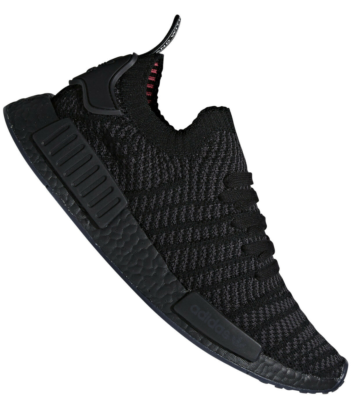 Adidas NMD R1 STLT PK Sneaker Adidas Turnschuh schwarz/schwarz schwarz/schwarz schwarz/schwarz 4129dc