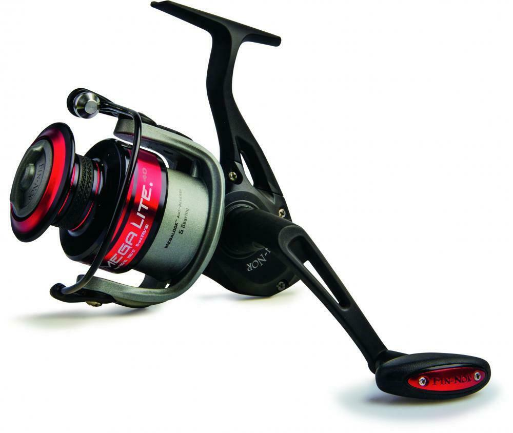 Fin Nor Megalite Reel Front Drag ALL SIZES