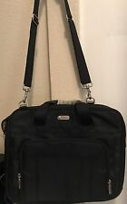 """Targus Corporate Traveler Black Laptop Bag Checkpoint Friendly up to 17"""""""
