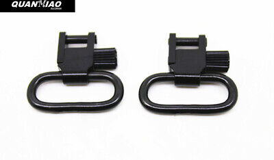 Rifle Sling Mounting Kit Gun Shotgun Swivel /& Studs Combo Quick Detach Tactical