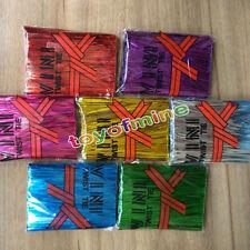 Chic 800 Pcs Metallic Twist Ties for Candy Lollipop Cake Pop Cello Bag Party