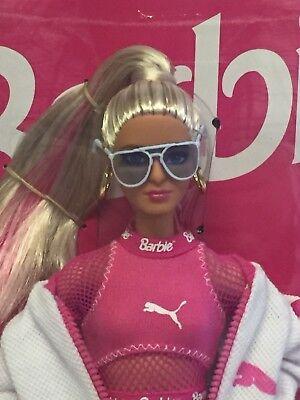 barbie puma blonde
