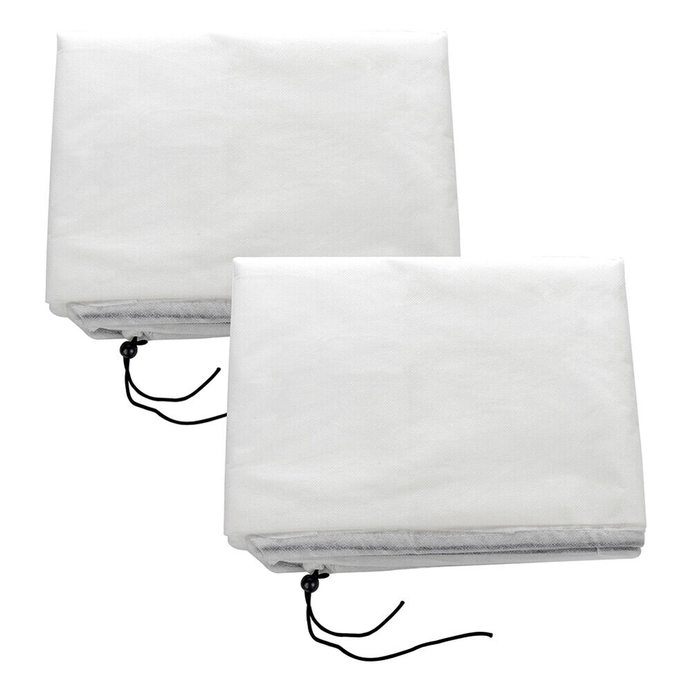 2pcs Warm Cover Tree Shrub Plant Protect Bag Frost Protection Yard Garden Winter