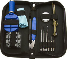 SE Professional 17 Piece Watch Repair Tool Kit JT6330WR14