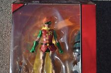 "DC Multiverse Carrie Kelley Robin Dark Knight Returns 6"" New 52 Doomsday C&C"