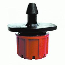 pz 100 gocciolatore regolabile portata lt/h 0-40 gocciolatori irrigazione