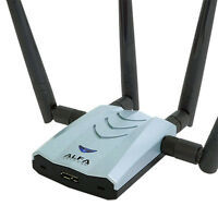 Alfa Awus1900 802.11ac 1900 Mbps Dual Band 2.4/5 Ghz Wi-fi Usb Adapter Ac1900