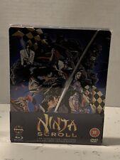 Ninja Scroll Blu Ray Region B For Sale Online Ebay