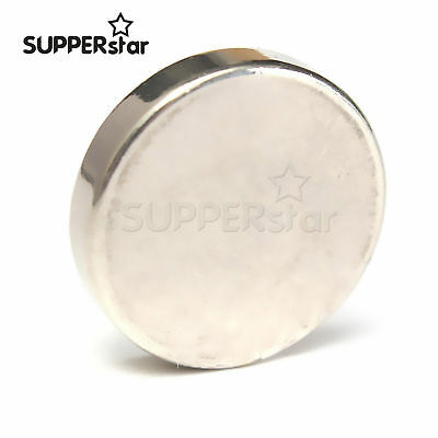 1//5pcs Magnet Strong Neodym Rare Earth Large 25x5mm Discs Magnets N35 Grade