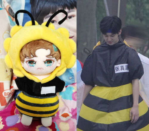 Hand-made Kpop Star Oh Se Hun Doll Clothes Suit Cotton Bee Suit Outfit Pots N