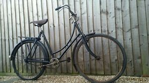 Vintage Royal Enfield lady's bicycle,