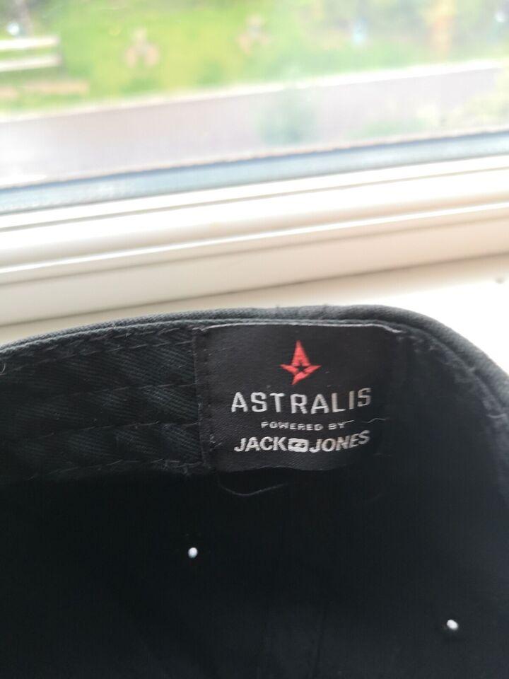 Andet, Astralis kasket, Jack and Jones