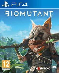 BIOMUTANT PS4 UK/FR
