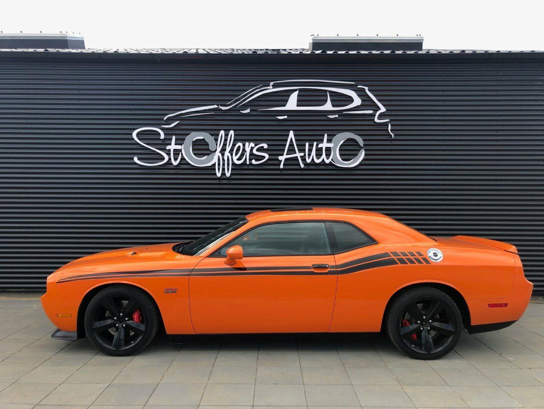 Dodge Challenger 6,4 SRT-8 aut. 2d - 489.000 kr.