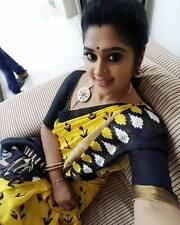 Pure Jute Silk Yellow Sarees Indian Traditional Tollywood Bollywood Fashion Sari