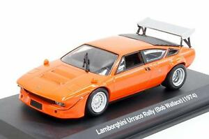 White Box 1 43 Lamborghini Urraco Rally Bob Wallace 1974 Ebay