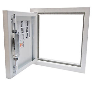 Fire Rated Metal Access Panel Inspection Hatch Revision Plumbing