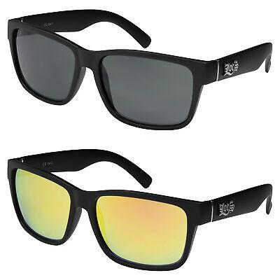 2er Pack Locs 2003 Choppers Fahrrad Brille Sonnenbrille Herren Damen schwarz