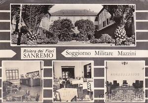 SANREMO - Soggiorno Militare Mazzini 1971 | eBay