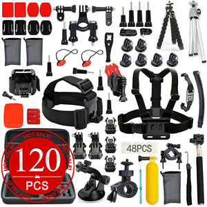 Accessories-Pack-Case-Chest-Head-Floating-Monopod-F-GoPro-Go-pro-Hero-5-4-3-2