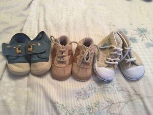 1x Mothercare Pre Walker Shoes
