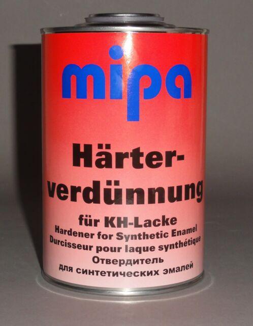 Mipa Härter Verdünnung für Kunstharz Lacke 1 ltr