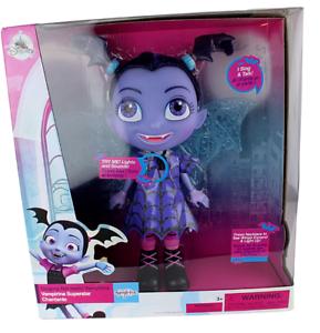 Disney Vampirina Superstar Singing Bat-Tastic Sing, Talk, Lights And Sound Doll
