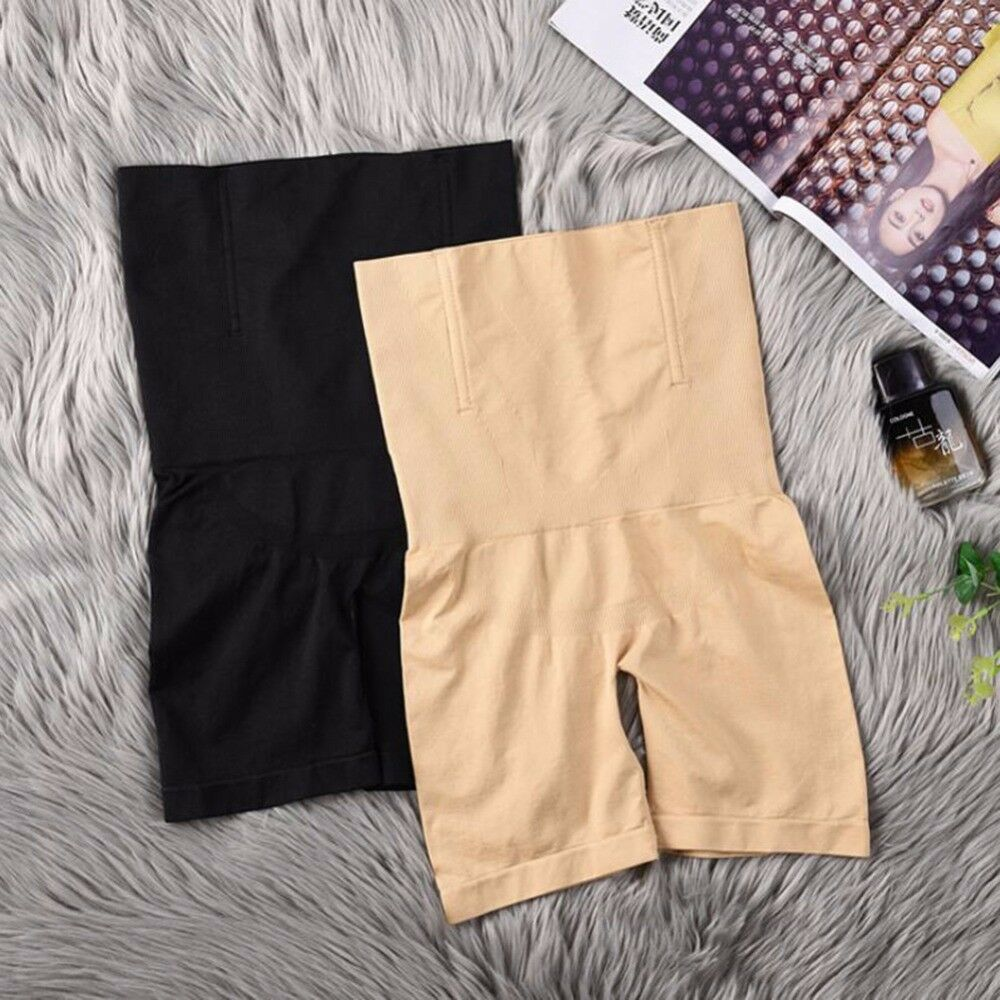 Shapermint Empetua All Day Every Day High-Waisted Shorts Pants Women Body Shaper 8