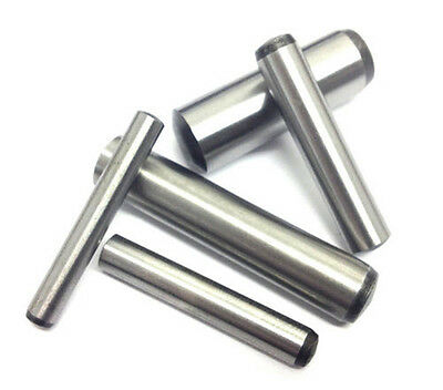 3//32 x 1 Dowel Pin Stainless Steel 18-8 Pk 25