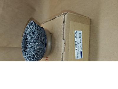 """OSBORN 32137  4/"""" 80 Grit Abrasive Brush SET OF 3"""