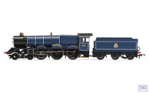 R3370TTS-Hornby-OO-Gauge-BR-4-6-0-King-Richard-II-6000-BR-Early-with-TTS-Sound