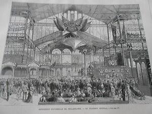 Gravure-1876-Expo-de-Philadelphie-Le-Transept-central