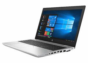 HP-ProBook-650-G4-CPU-i5-8350U-1-7GHz-Ram-8GB-SSD-256GB-15-6-034-Win-10-6GB85US-ABA