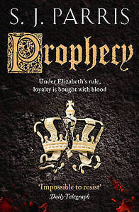 Prophecy-Giordano-Bruno-2-Parris-S-J-Very-Good-Book