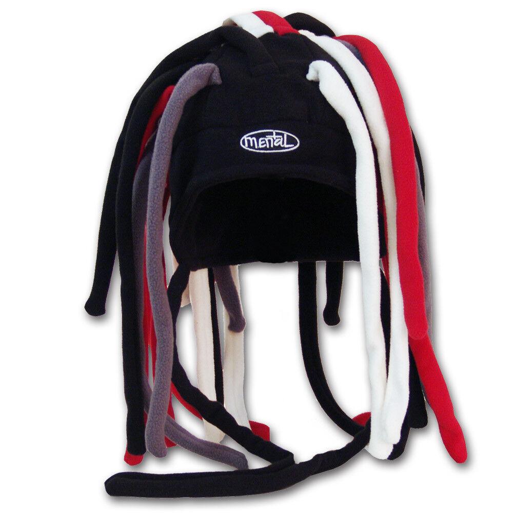 Uomotal Rasta Rag Hair Ski Snowboard Fleece Crazy Snow Hat Cap Winter Hat Snow + e701dc