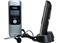 Handset+Loading/ charging part for SIEMENS Gigaset C46 C460 ISDN/IP /DECT C 460
