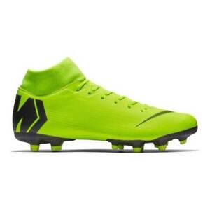 Ah7362 Nike Academy Superfly Fußballschuhe Neongelbschwarz 6 Fgmg nH4zH